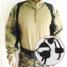 Universal Gun Armpit Holster Pouch Bag Shoulder Holster Belt