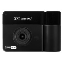 Transcend Drivepro 550 Dual Lens 64Gb Dashcam With Sony Sensor Wi-Fi And In TS-DP550A-64G