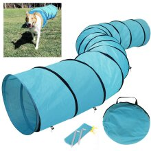 Pet Tunnel Outdoor Puppy Dog Agility Training