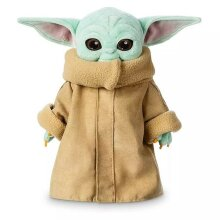 Baby Yoda Plush Toy Mandalorian Doll Gift 30cm