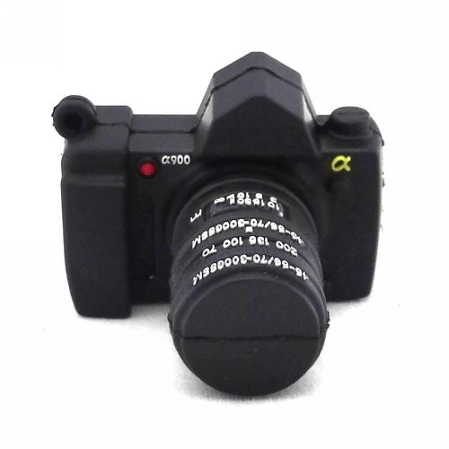 Camera Shaped Novelty Usb Memory Stick Flash Drive With No Canon Nikon Logo Gift Present 16 Gb Eos 5d Without Canon Logo