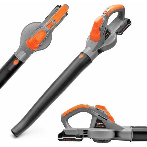 Terratek Cordless Leaf Blower 18V/20V Max Battery and Charger