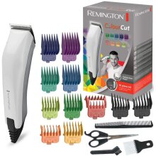 Remington Colour Cut Hair Clippers Perfect Length Every Time.