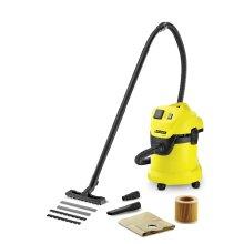Karcher WD3 P Dry Wet Cylinder Vacuum Cleaner HEPA Filter 16298840