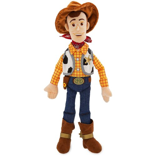 Disney Official Store Toy Story 4 Woody Medium Soft Plush Toy 45cm
