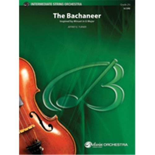 Alfred 00-40496 THE BACHANEER-BIS