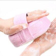 Candy Color Fresh Natural Loofah Luffa Sponge Face Body Bath Shower Spa Body Effective Exfoliator Scrubber Pad