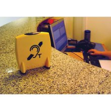 Portable Induction Loop Yellow 322988 SBY10947