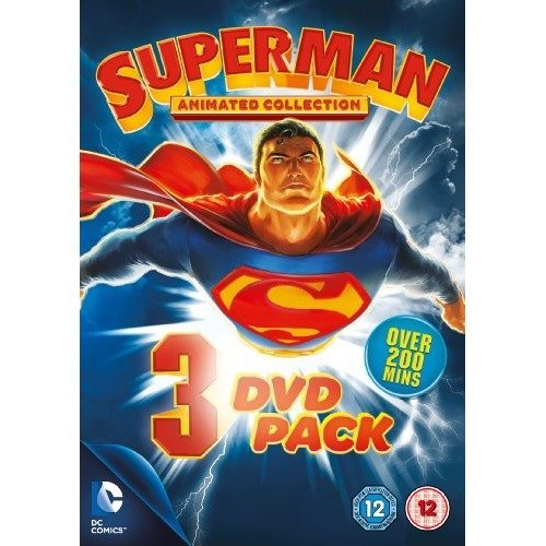 DC Superman Animated Collection DVD [2013]