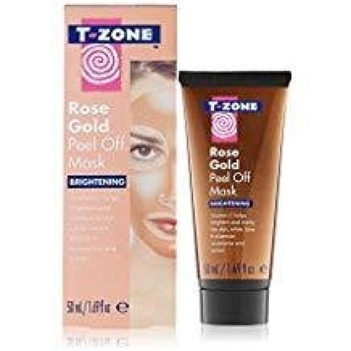T Zone Rose Gold Peel Off Mask 40ml