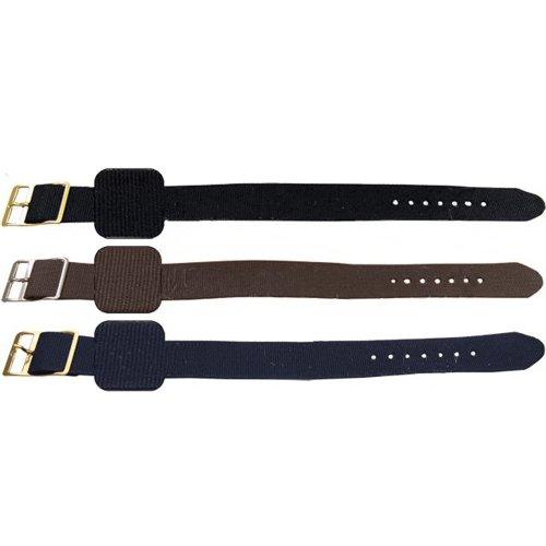 (8mm) Nylon Watch Strap Plain Weave