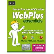 Serif WebPlus Essentials Website Builder