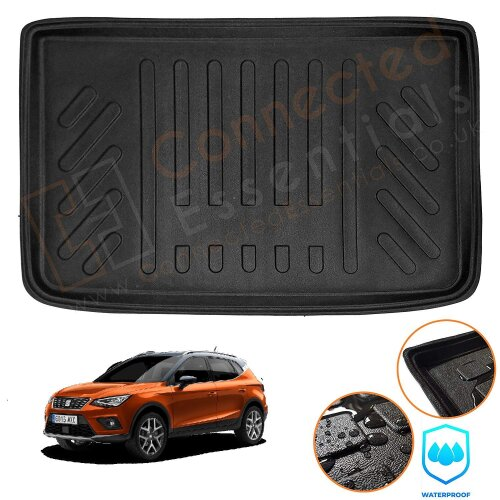 Seat Arona Moulded Boot Liner 2018-Onwards