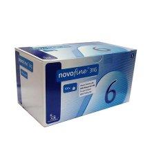 Novofine Pen Needles 6mm 31G x 100