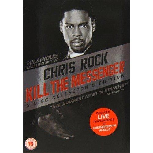 Chris Rock - Kill The Messenger DVD [2009]