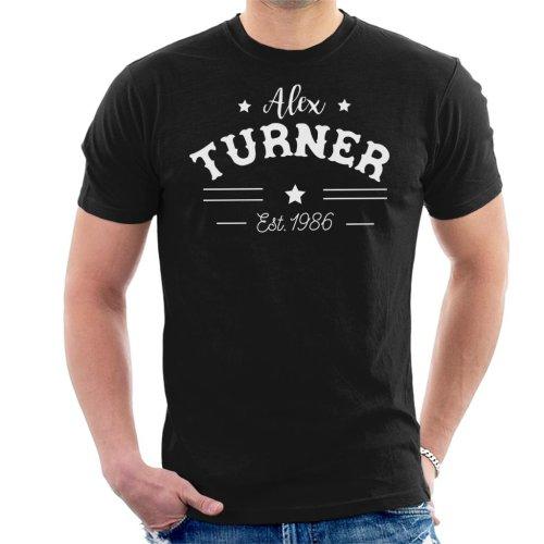 Alex Turner Established 1986 Men's T-Shirt