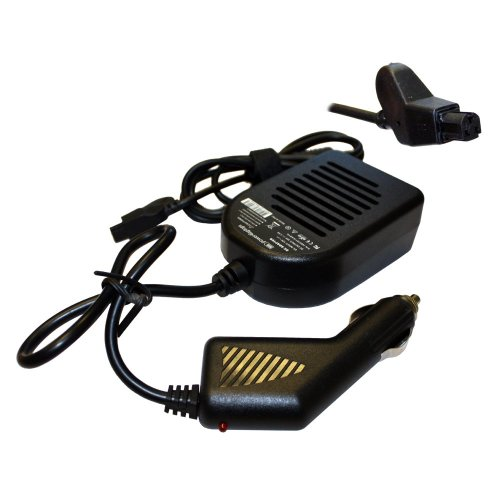 Dell Latitude CPm 166ST Compatible Laptop Power DC Adapter Car Charger