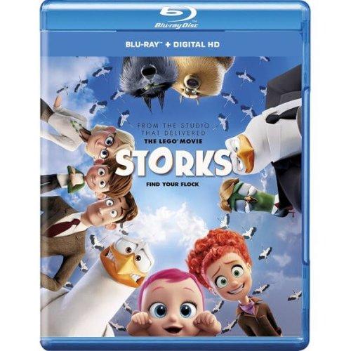 Storks Blu-Ray [2017]