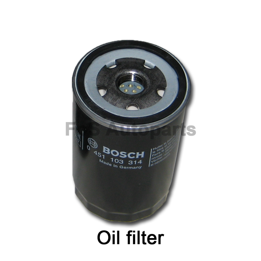 1M CUPRA-R 1.8 T 20V OIL AIR FUEL FILTERS 03-06 SERVICE KIT for SEAT LEON
