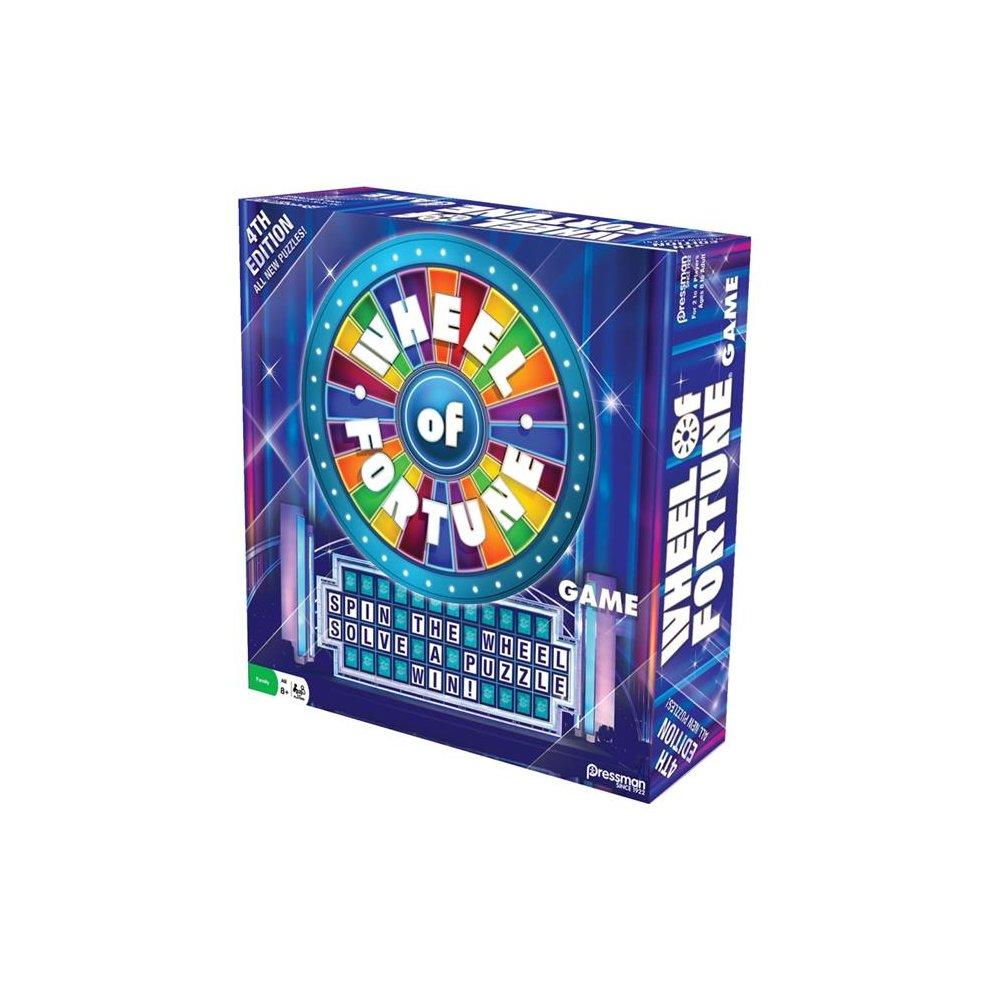 Pressman Toy 1567769 Toy Wheel of Fortune Game