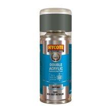 Hycote Double Acrylic Ford Sea Grey Metallic Spray Paint - 150ml