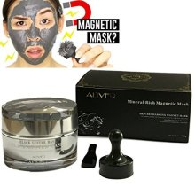 Aliver Mineral-Rich Magnetic Face Mask Pore Cleansing Age-Defying Formula 50ml
