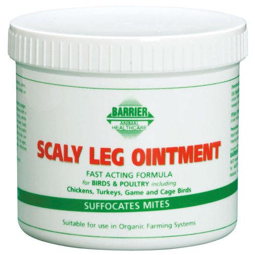 Barrier Scaly Leg Ointment 400ml