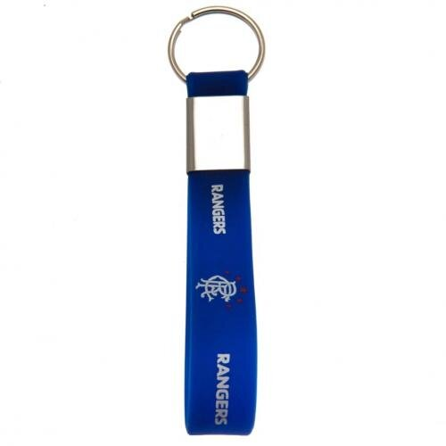 Official Rangers Football Club Silicone Key Ring