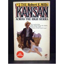 Across the High Sierra  second book Kansan - Used