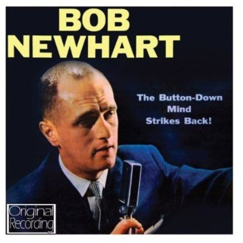 Bob Newhart - Button Down Mind Strikes Back,The [CD]
