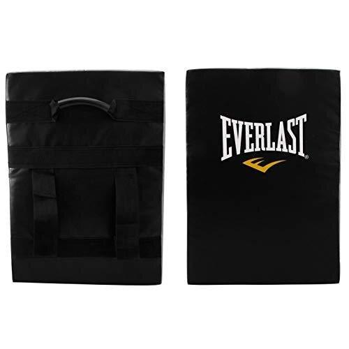 Everlast Unisex Flat Strike Shield Sparring Pad Zip Black/Grey One Size