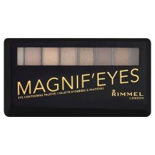 Rimmel Magnif'Eyes Eye Contouring Palette - Keep Calm & Wear Gold