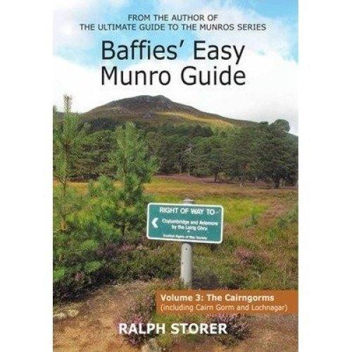 Baffies' Easy Munros Guide: Volume 3