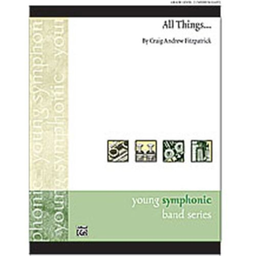 Alfred 00-24665 ALL THINGS-YS