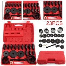 Front Wheel Removal Drive Bearing Puller Press Installation Tool Set