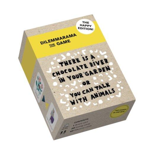 Dilemmarama the Game Happy edition by Dilemma op Dinsdag