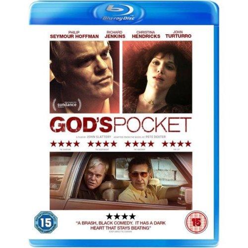 Gods Pocket Blu-Ray [2015] - Used