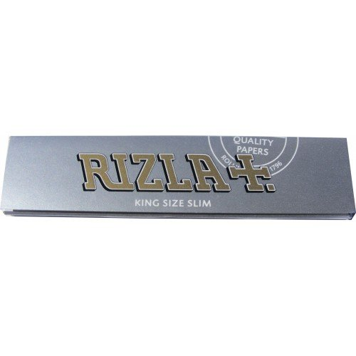 Full Box of 50 Booklets Rizla Kingsize Super Thin Papers