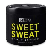 Sports Research - Sweet Sweat Workout enhancer 13.5oz jar (383g)