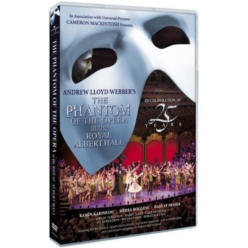 Andrew Lloyd Webber - The Phantom Of The Opera At The Royal Albert Hall - In Celebration Of 25 Years [2011]