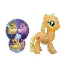 My Little Pony Shining Friends Applejack Figure