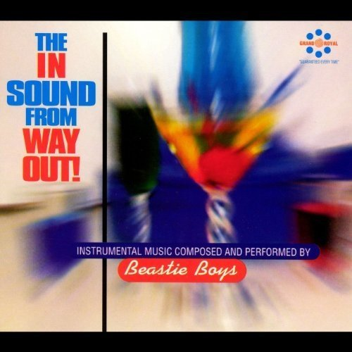 The Beastie Boys - the in Sound from Way out [CD]