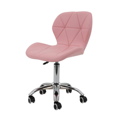 (Pink) Adjustable Office Chair