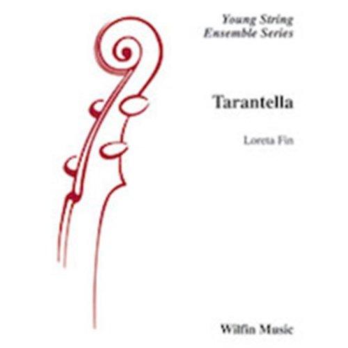 Alfred 76-42708 Tarantella, Conductor Score & Parts - 3
