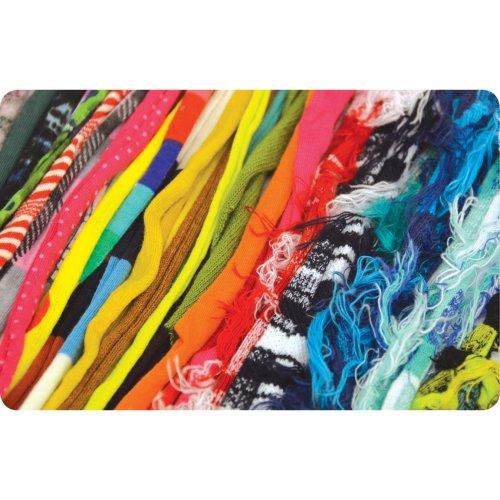 Recycled Rag Yarn Assortment 30m