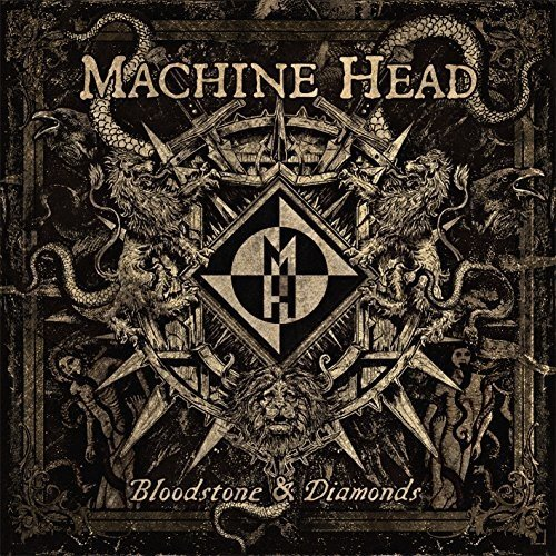 Machine Head - Bloodstone and Diamonds [CD]