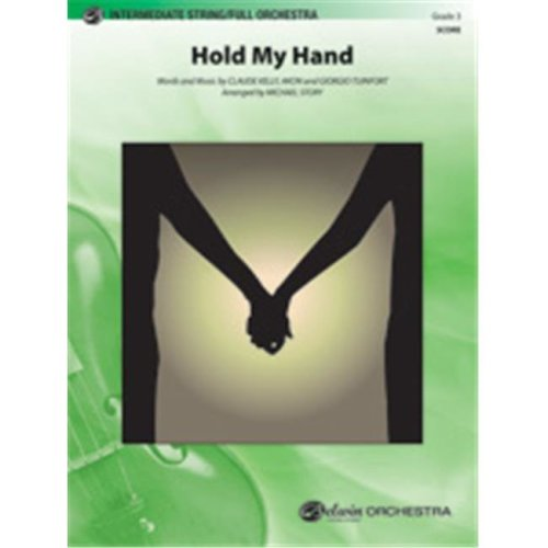 Alfred 00-36007 HOLD MY HAND-PIF SET4D