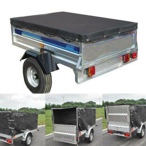 5 x 3 ft Trailer Cover Dust Protector Heavy Duty Waterproof 5ft 3ft 1