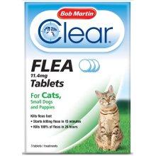 Bob Martin Clear Cat & Dog Flea Tablets