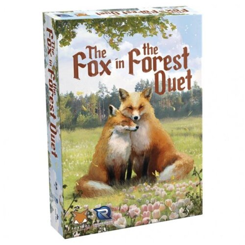 Renegade Game Studios REN2048 The Fox in the Forest-Duet Board Game